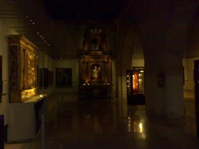 Sejtelmes múzeum-rész