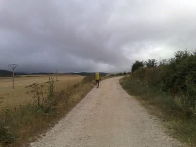 Felhős ég - El Camino