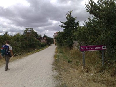 San Juan de Ortega - El Camino