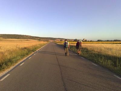 Reggeli kép - El Camino