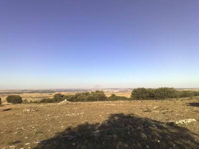 Burgos a távolból