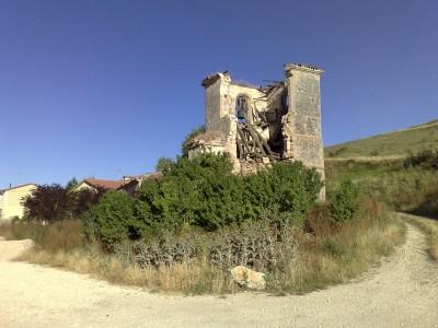 Romos templom - El Camino