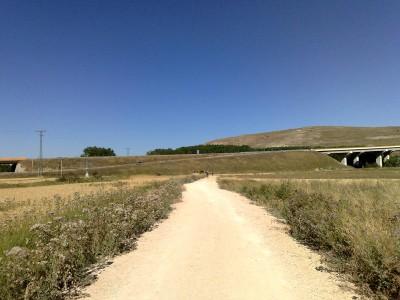Újra természet Burgos után