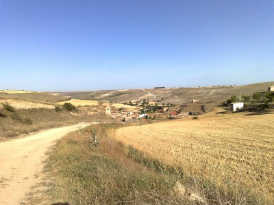 Első település San Bol után