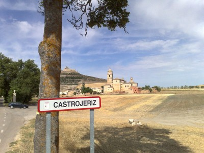 Castrojeriz - El Camino
