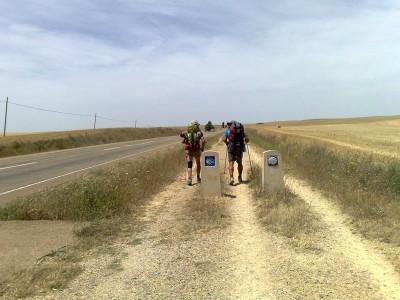egyhangú út - El Camino