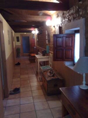 San Nicolas del Real Camino - albergue