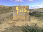 Már csak 315 km - el camino