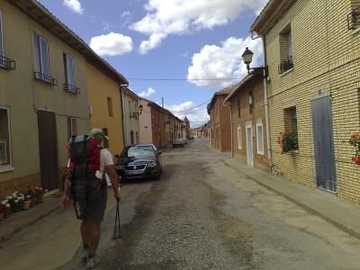 Érkezés - El Burgo Ranero