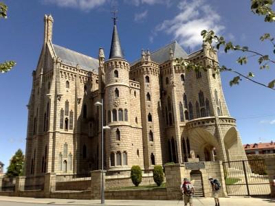 Gaudí palota
