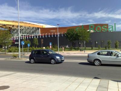 El Rosal bevásárlóközpont