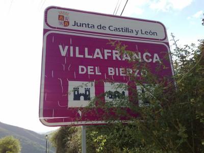 Villafranca tábla