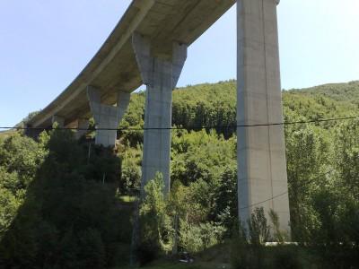 viadukt alulról