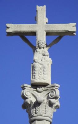 Szűz Mária a kereszten