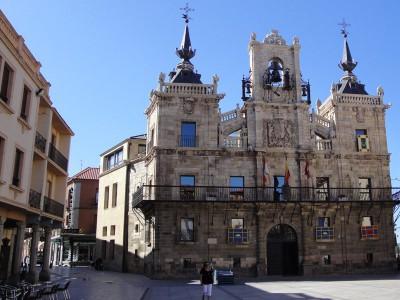 Astorga - főtér
