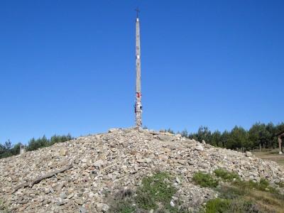 Cruz de Ferro - Vaskereszt.