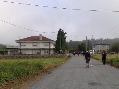 El camino: tömegelünk