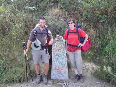 100 km Santiagoig