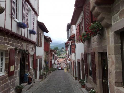 Szép kis utca...