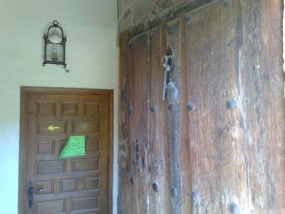 Régi és romantikus albergue - El Camino