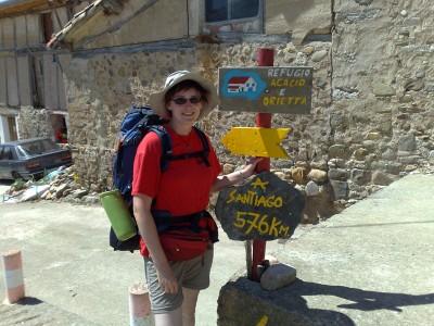 Santiago 576 km